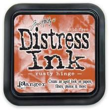 Tim Holtz Distress Ink Pad rusty hinge