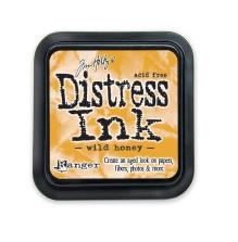 Tim Holtz Distress Ink Pad wild honey
