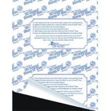 "Ez Mount Static Cling Mounting Foam 8.5""X11"