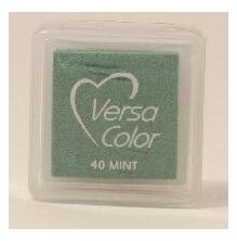 VersaColor Pigment Inkpad 1´ Cube Mint