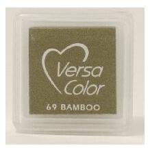 VersaColor Pigment Inkpad 1´ Cube Bamboo