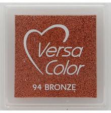 VersaColor Pigment Inkpad 1´ Cube Bronze