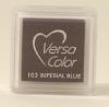 "VersaColor Pigment Inkpad 1"" Cube - Imperial Blue"