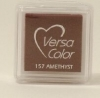 "VersaColor Pigment Inkpad 1"" Cube - Amethyst"