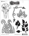 Dyan Reaveley's Dylusions Cling Stamp Collection