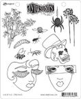 Ranger Ink Dyan Reaveley Dylusions Cling Stamp 11/Pkg  - Bits of This