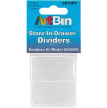 ArtBin Store-In-Drawer Dividers 10/Pkg
