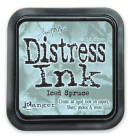 Tim Holtz Distress Ink Pad -  Iced Spruce