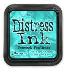 Tim Holtz Distress Ink Pad -  Peacock Feathers