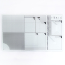 Tonic Studios A3 Glass Cutting Mat - Item 352E