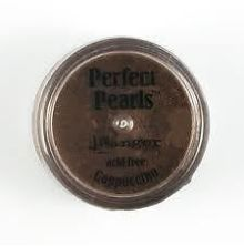 Ranger Ink Perfect Pearls Pigment Powders - Cappuccino