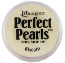 Ranger Ink Perfect Pearls Pigment Powders - Biscotti