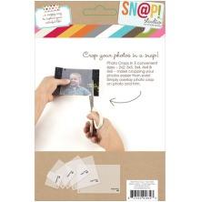 Simple Stories Snap Photo Crops 5/Pkg