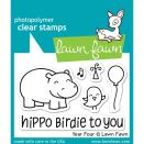 Lawn Fawn Clear Stamps 3X2 - Year Four