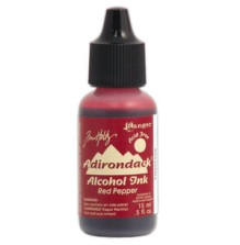Tim Holtz Alcohol Ink 14ml - Red Pepper