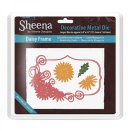 Crafters Companion Sheena Douglass Decorative Thin Metal Die - Daisy Frame Die UTGÅENDE