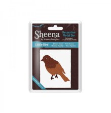 Crafters Companion Sheena Douglass Decorative Thin Metal Die - Little Bird