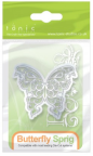 Tonic Studios Rococo Petite Die – Butterfly Sprig – 177e