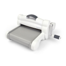 Sizzix Big Shot Plus Machine A4 - White & Gray