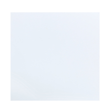 Bazzill Self Adhesive Foam Sheet 12X12 - White