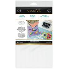 Thermoweb Deco Foil Foam Adhesive 6X12 Sheet 2/Pkg - White