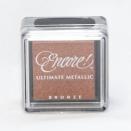 Encore Ultimate Metallic Small Inkpad - Bronze
