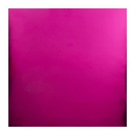 Bazzill Foil Cardstock 12X12 - Hot Pink