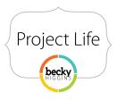 Project Life Övriga Storlekar