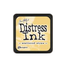 Tim Holtz Distress Mini Ink Pad - Scattered Straw