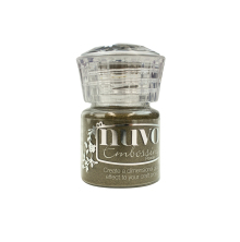 Tonic Studios Nuvo Embossing Powder 22ml - Classic Gold 600N