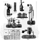 Tim Holtz Cling Rubber Stamp Set - Laboratory
