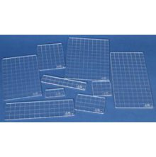 Tim Holtz Acrylic Grid Block Set - 9 Pieces