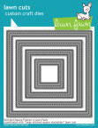 Lawn Fawn Custom Craft Die - Stitched Square Frames