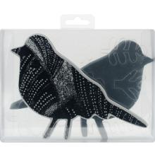 Stampendous N*studio Stamp & Stencil Set - Bird