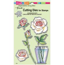 Stampendous Dies - Rose Bouquet