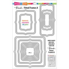 Stampendous Dies - Fitted Frames A