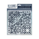 Crafters Companion Textures Elements 8x8 Embossing Folder - Frosted Ice UTGÅENDE