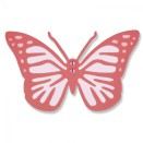 Sizzix Thinlits Die Set - Intricate Vintage Butterfly