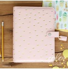 Websters Pages A5 Planner Kit - Blush/Gold UTGÅENDE