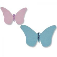 Sizzix Bigz Die - Vintage Butterfly UTGÅENDE