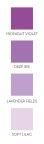 Altenew Dye Inks - Shades of Purple