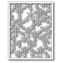 Memory Box Poppystamp Die - Snowflake Lattice Frame