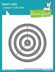 Lawn Fawn Custom Craft Die - Small Dot Circle Stackables