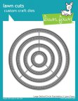 Lawn Fawn Custom Craft Die - Large Dot Circle Stackables