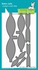 Lawn Fawn Custom Craft Die - Put A Bow On It