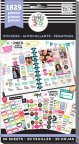 Me & My Big Ideas Create 365 Happy Planner Sticker Value Pack - Basics