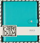 Simple Stories Carpe Diem A5 Planner Boxed Set - Aqua Posh