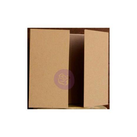 Prima Marketing Frank Garcia Memory Hardware Chip Album - Gatefold