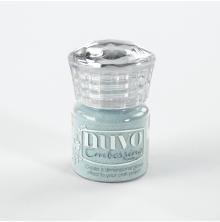 Tonic Studios Glitter Embossing Powder – Serenity Blue 606N
