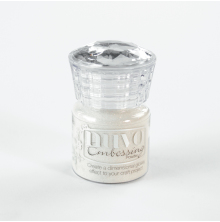 Tonic Studios Nuvo Glitter Embossing Powder – Shimmering Pearl 599N